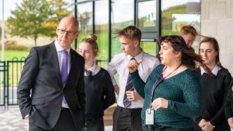 MSP JOHN SWINNEY_ELGIN HIGH SCHOOL OPENING_22 OCTOBER 2018_ A9S08191-Edit