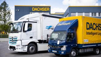 DACHSER Emission-Free Delivery ist Bestandteil der langfristig angelegten Klimaschutzstrategie des Logistikdienstleisters