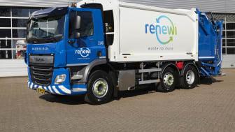 Avfallsåtervinningsföretaget Renewi har beställt 200 lastbilar till från DAF. Fordonen kommer att användas i Beneluxregionen.