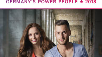 Der Kalender Germany's Power People 2018 ist da