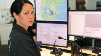 Det går nu både att chatta med och ringa personalen vid SL:s trygghetscentral.