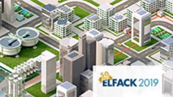 Schneider Electric på Elfack 2019