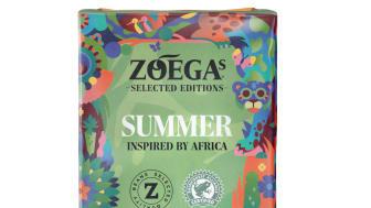 Årets sommarkaffe från Zoégas - med inspiration från Afrika