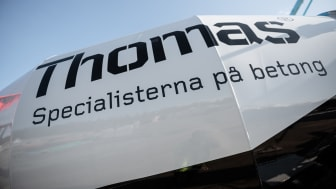 Thomas Betong AB levererar all betong, samt rådgivnings-, support- och pumptjänster till Västlänkens deletapp Korsvägen