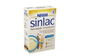 Nestlé tilbakekaller Sinlac Spesialgrøt