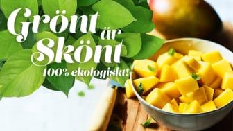 Grönt är Skönt- Dags att välja EKO!