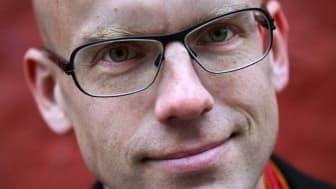 Andreas Ekström talar om Google och andra internetfenomen