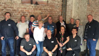 Stroke survivors take to the stage for stand-up comedy night during Make May Purple
