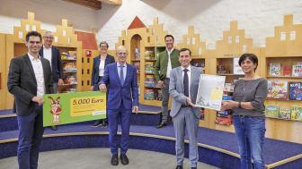 Kinderbibliothekspreis Straubing