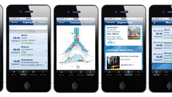 Arlanda lanserar iPhone-applikation