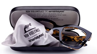 The Non-Violence collection by Smarteyes X Non-Violence