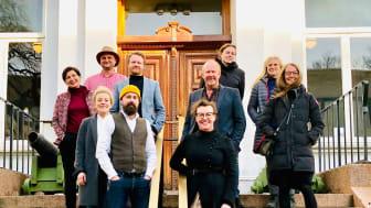 Ledelsen ved Rogaland Teater og MUST står sammen om å  gjennomføre et mulighetsstudie for en felles «Akropolis-visjon».