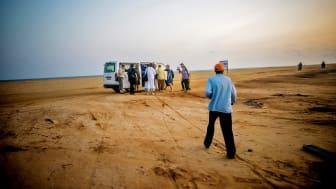 Scandinavian Biopharma har slutfört rekrytering av resenärer till bolagets fas IIB-studie i Benin
