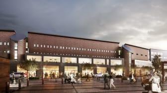 12 nya butiker öppnar i Nya Hovås 2017