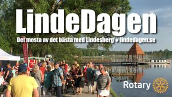 LindeDagen flyttas fram igen - nu till 1 september 2021