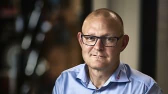 Jesper Nielsen tiltræder som ny direktør for Bygma Næstved den 1. december (foto: Nick Degn)