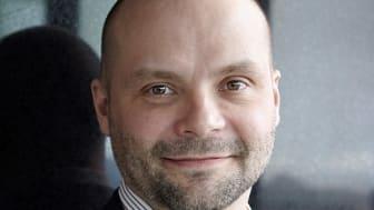 Kai Pasma ny VD och hotelldirektör för Clarion Hotel Sign
