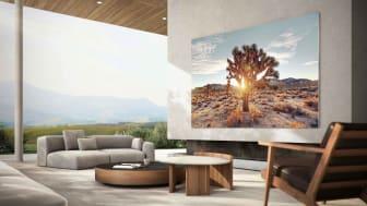 Samsung MicroLED åpner en ny epoke innen TV-teknologi med fantastisk bildekvalitet og design