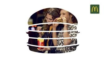 """Immer für euch da: McDonald's Deutschland lässt mit neuer Markenkampagne das """"ich liebe es""""-Gefühl hochleben"""
