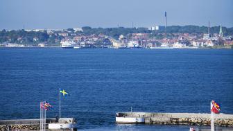 Øresunddirekt öppnar pop up-filial i Helsingborg  - experter hjälper invånare och företag att ta steget över sundet