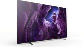 Sony BRAVIA A8 4K HDR OLED TV