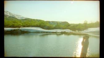 Från filmen Untitled Abisko av Sophie Vuković, producerad för projektet Lyssna 2020.
