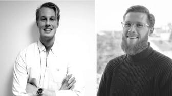 Lärare på FEI: Erik Löfquist och Matthias Glöckler.