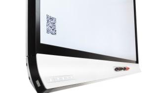 SMART Board iQ 6000 nedre delen vänster
