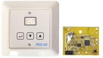 Smart styrning till Acetecs PD-avfuktare
