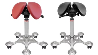 Here they are: Salli Small MultiAdjuster and Salli Small SwingFit. Enjoy the new level of comfortable sitting!