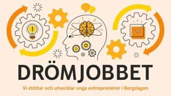 Bergslagens Sparbank: Dags att söka Drömjobbet 2021