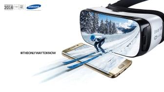 Samsung lancerer Virtual Reality-projekt til Ungdoms-OL 2016