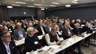 Båtriksdagen 2019 hölls i Linköping. Foto Lars-Åke Redéen