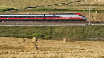 Hitachi Rail si aggiudica il contratto con Trenitalia per il supporto logistico integrato della flotta di treni ad alta velocità Frecciarossa