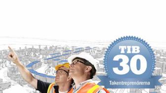 TIB 30 år - en stark branschorganisation ser framåt