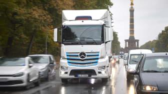Daimler med ambitiøs udmelding: Alle lastbiler skal være CO2-neutrale i 2039