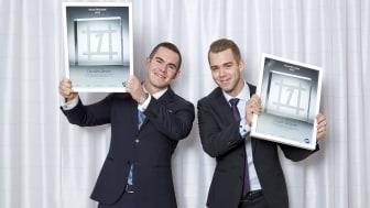 Stora FM-priset 2015, vinnarna