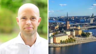 RO-Gruppen ökar närvaron i Stockholm och förstärker organisationen med Olle Forsberg i rollen som affärsområdeschef