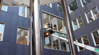 TJEK på 17.000 kvadratmeter glas i Carlsberg Byen