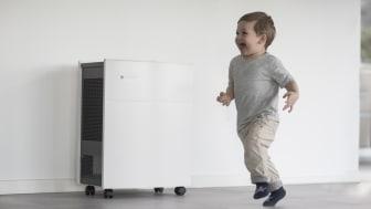 Astma- och allergiförbunden i Norden rekommenderar luftrenare