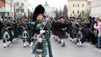 Den gröna högtiden på intågande: Fira St. Patrick's day som en riktig irländare