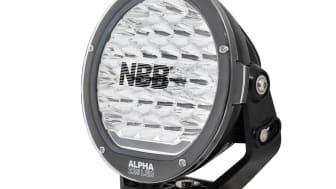 NBB Alpha 225 LED – extraljus på en helt ny nivå