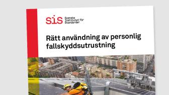 Standardiserad vägledning ska minska fallolyckor