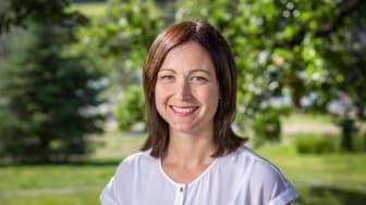 Jenny Jeppsson ansvarar för produktlanseringar och marknadsföring på Polarbröd, som ursprungsmärker med Från Sverige.