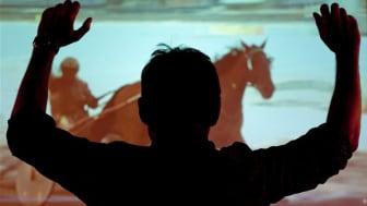 Rekordmånga miljonvinnare på hästspel hos ATG®