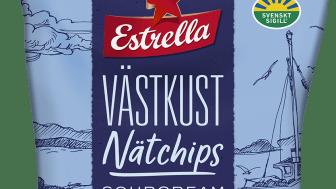 Nätchips Västkust från Estrella 2019 med Svenskt Sigill