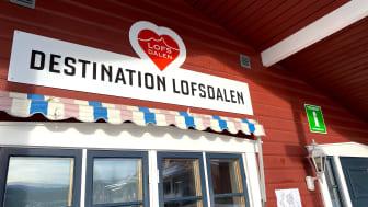 Destination Lofsdalen fortsätter driva Turistbyrå