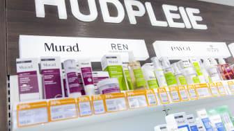 Apotek 1 har fokus på hudpleie og vil bli best på hud.