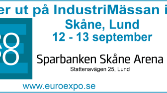Euro Expo Industrimässan i Lund
