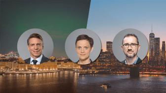 Påminnelse: Inbjudan till webinarium 26 januari - Framgångsfaktorer för Stockholm City i förändringens tid
